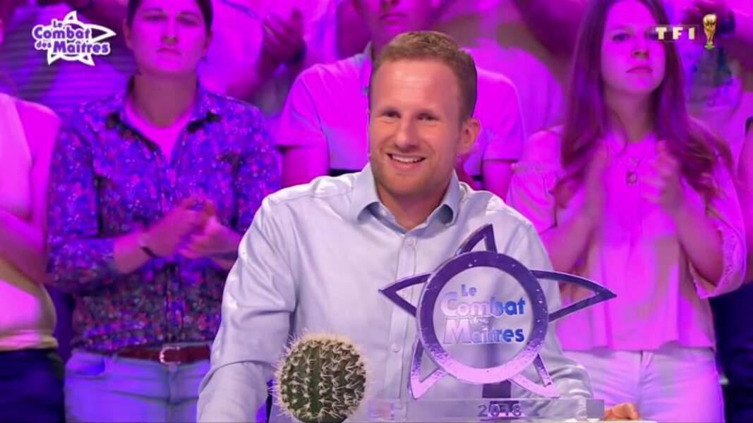 27. Vincent, 253 442 €, Les 12 Coups de midi, TF1 (2015)