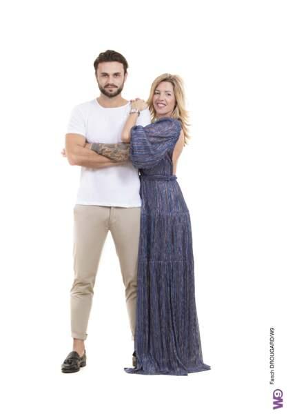 Marie (41 ans) et Julien (27 ans) : médium (Le Mans) et animateur de club de vacances (Lanzarote)