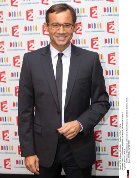Jean-Luc Delarue décédé le 23 août 2012.