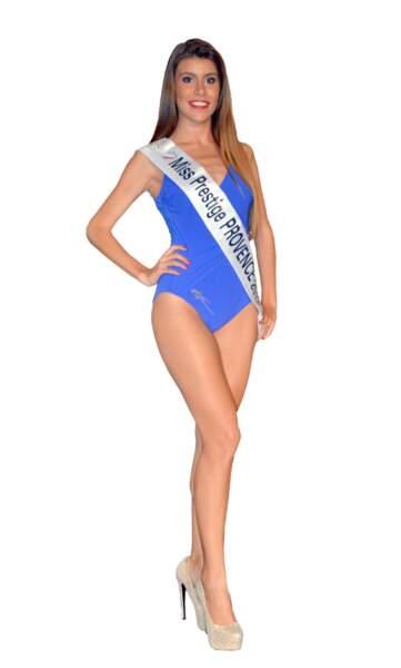 Mélissa Barbier, Miss Prestige Provence 2013