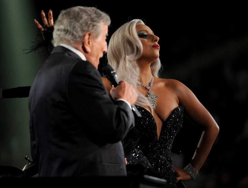 Une vraie diva, la Gaga