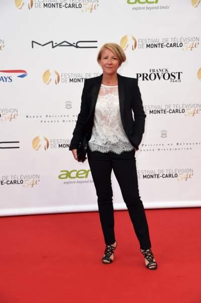 Ariane Massenet, toute en beauté et très amincie !