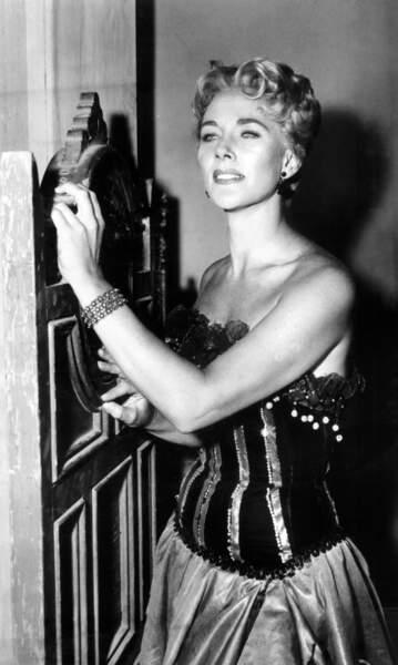 En 1959, Jeanne Cooper a fait un tour dans La Quatrième dimension.