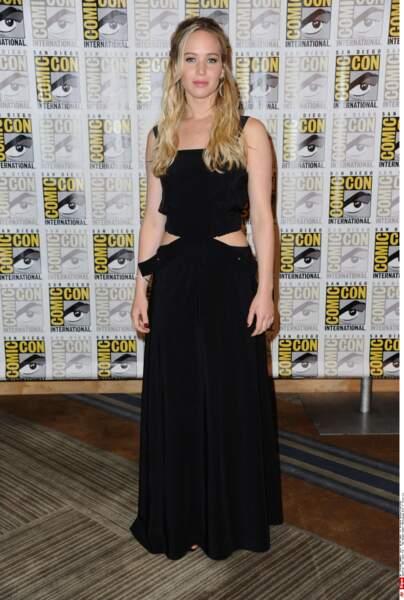 Jennifer Lawrence va bientôt dire adieu à la saga qui l'a révélée