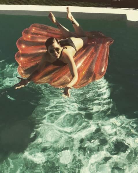 Jessie J a opté pour la version coquillage.