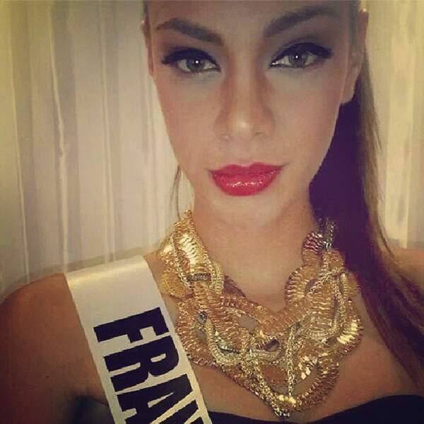 Notre superbe 1ère dauphine de Miss France, Hinarani de Longeaux...