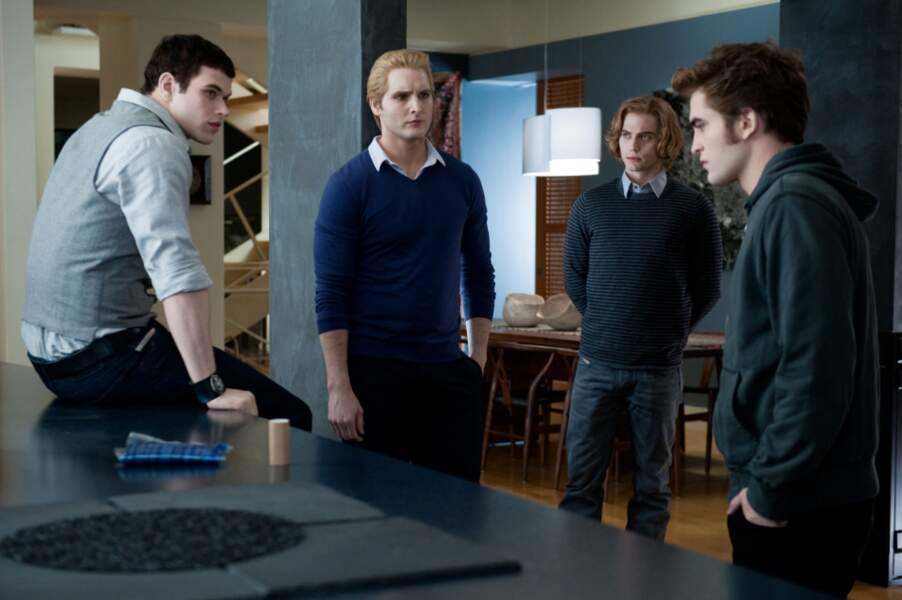 Les Cullen feront face au clan des Volturi