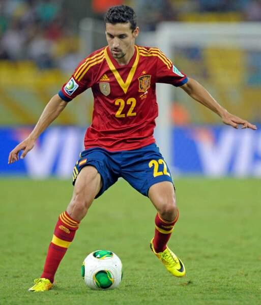 Jesús Navas (Espagne)