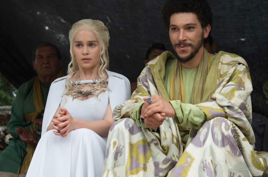 Et où Daenerys (Emilia Clarke) nous a encore et toujours épaté