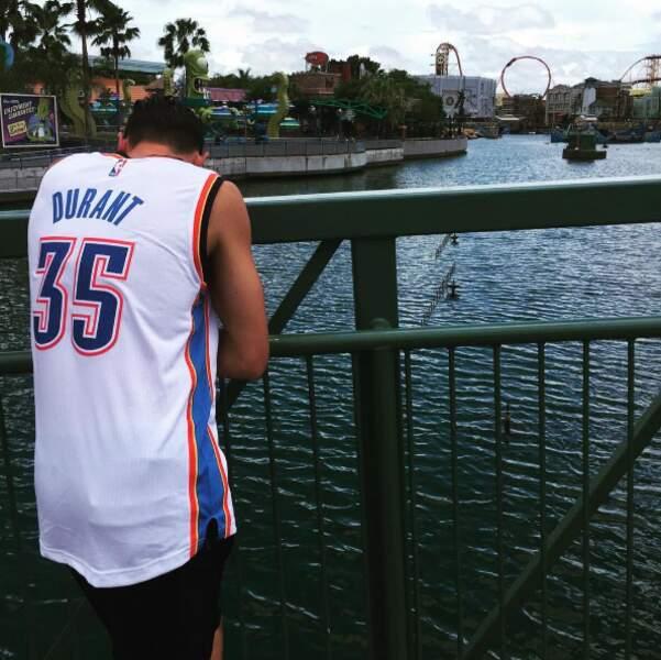 Florian Thauvin, lui se voit déjà en NBA