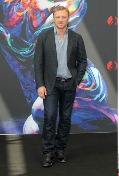 Kevin McKidd, le viril docteur Hunt de Grey's Anatomy