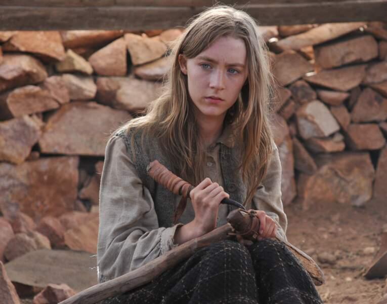 La jeune fille aime les rôles dramatiques.