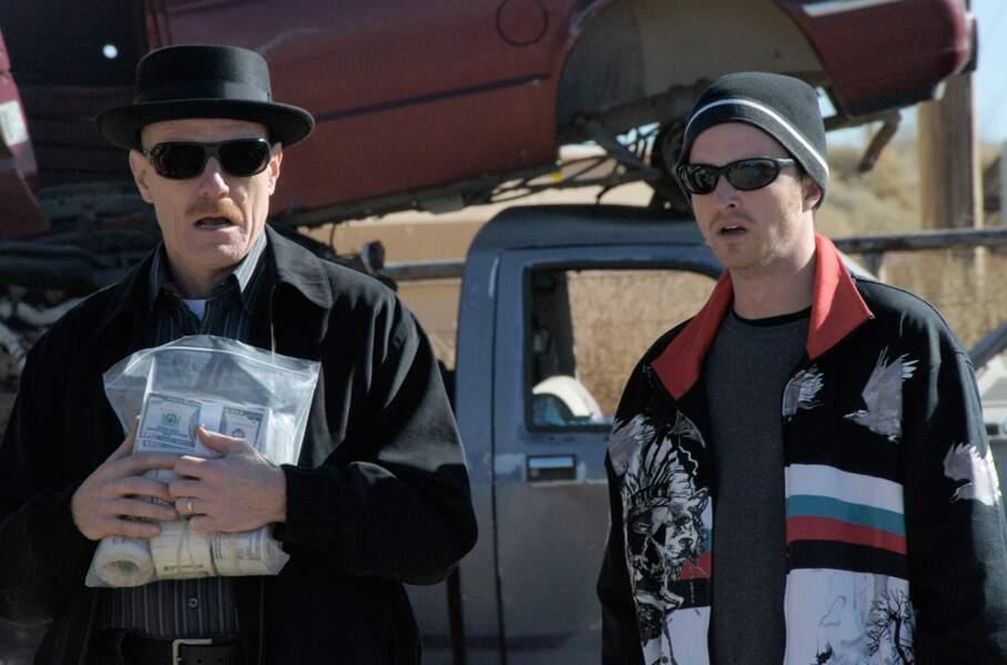 Ce qui n'était au départ qu'un simple chapeau, deviendra l'accessoire fétiche de celui que l'on nomme : Heisenberg