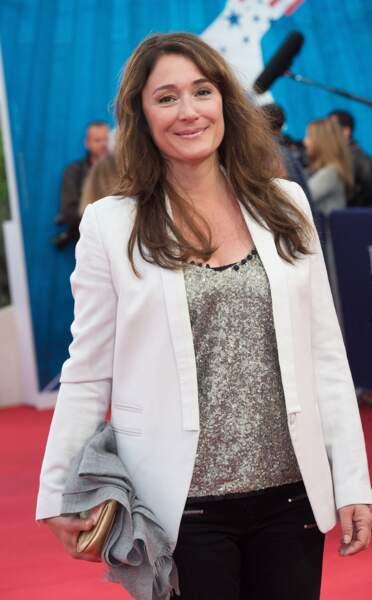 """... jusqu'en 2013, elle animait """"Chabada"""" sur France 3"""