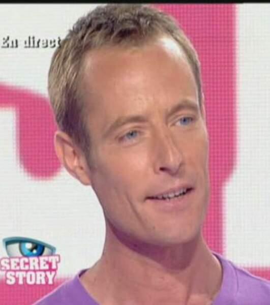 Frédéric Duvreuil (Saison 1) retiré de la vie médiatique