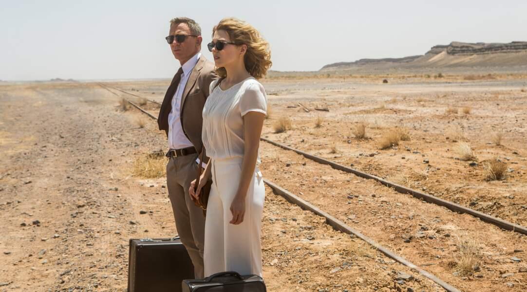 Léa Seydoux est LA James Bond Girl de 007 Spectre
