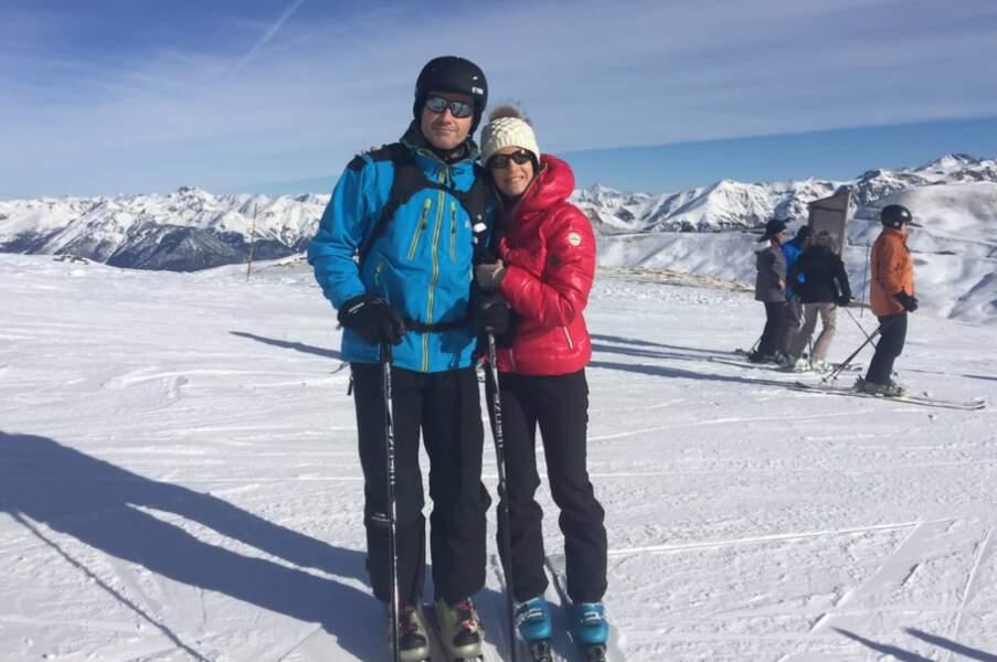 """""""Nouveau chéri et à nouveau au #ski après 15 ans de break et c'est top"""". Il n'y a pas que le soleil dans la vie !"""
