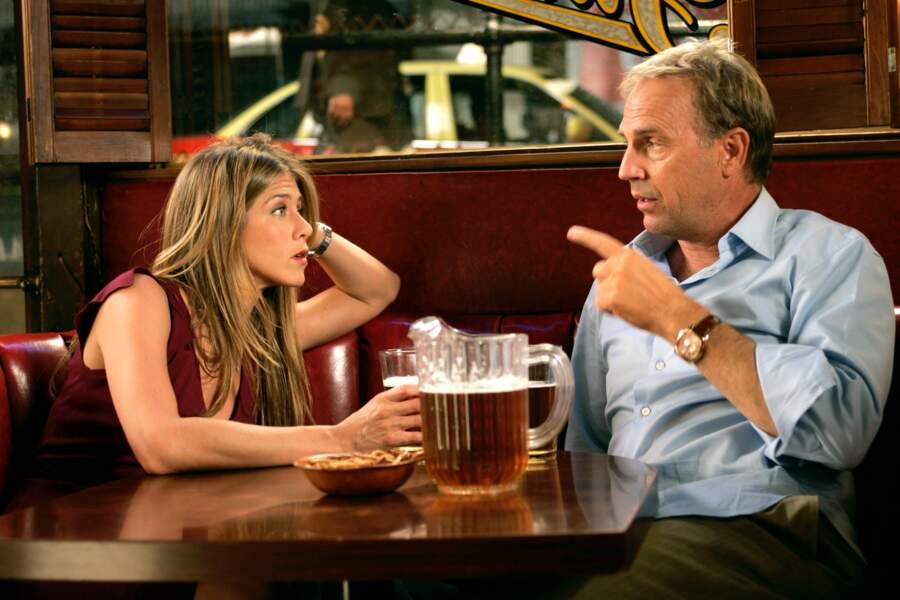 Avec Kevin Costner dans La rumeur court (2005)