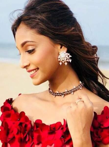 Miss Inde : Anukreethy Vas