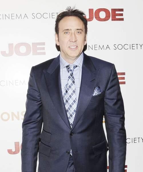 Nicolas Cage (7 janvier 1964)