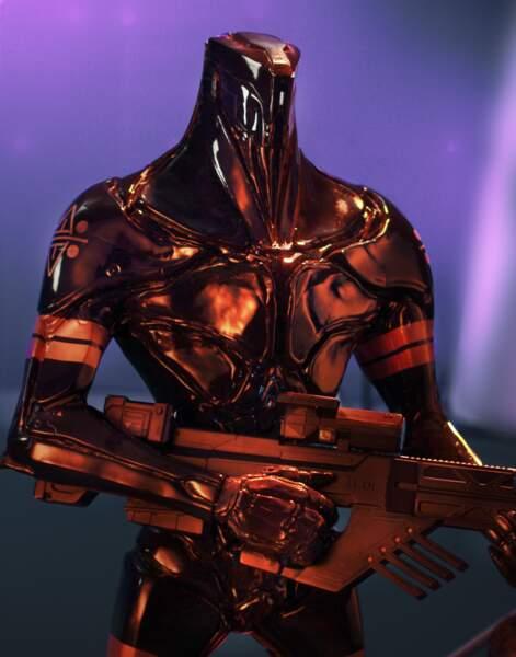 Le K-Tron Warrior