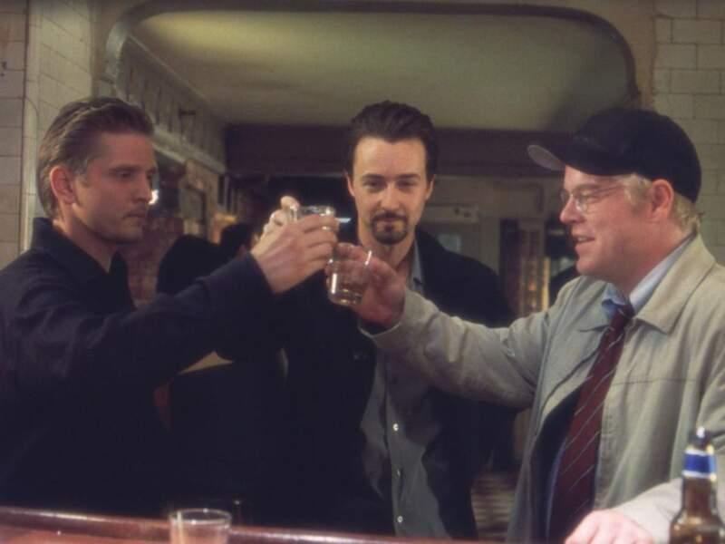 Philip Seymour Hoffman dans la 25e Heure (2002)