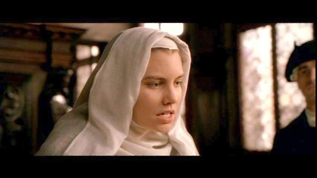 Mais ce n'est pas la première apparition ciné de la jeune femme. Avant, il y a eu Casanova (2005)