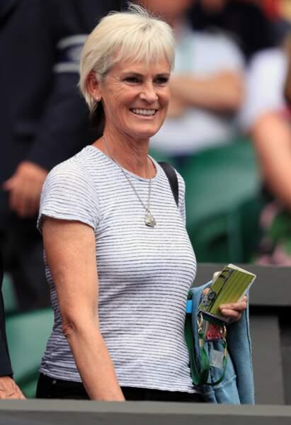Judy, la maman du numéro 1 mondial veille toujours sur lui