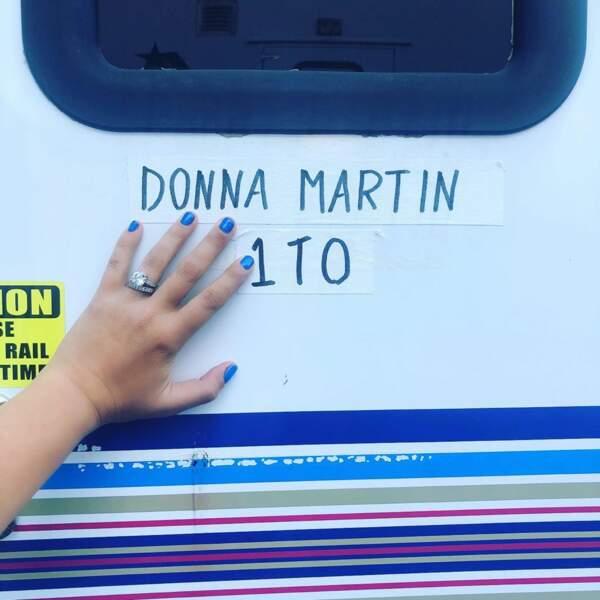 Et elle n'est pas seule ! Tori Spelling a hâte de retrouver son rôle de Donna.