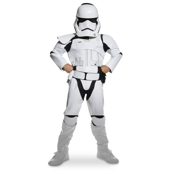 Costume de soldat de l'Empire