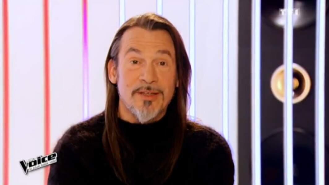 Florent Pagny, coach de The Voice 4