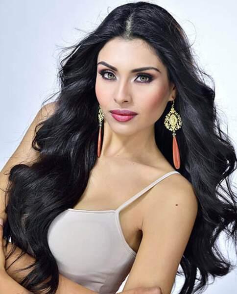 Kristal Silva, Miss Mexique
