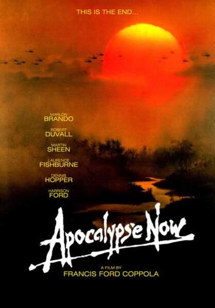 Il s'agit du film Apocalypse Now