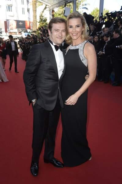 Laurence Ferrari et son mari Renaud Capuçon