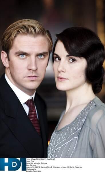 Dan Stevens a quitté Downton Abbey pour se consacrer au cinéma. Un choix peu fructueux pour le moment...