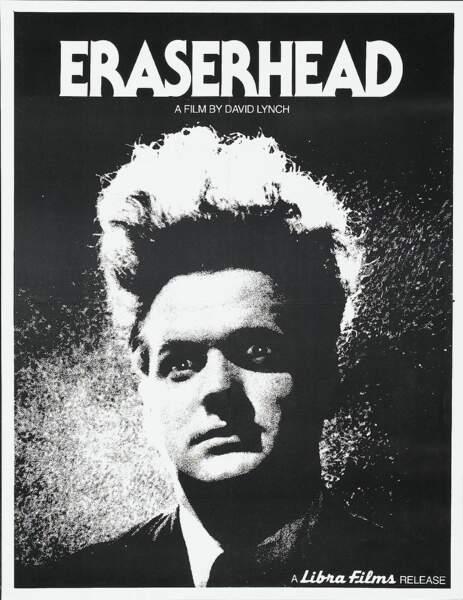 Eraserhead : Un titre aussi flippant que l'affiche