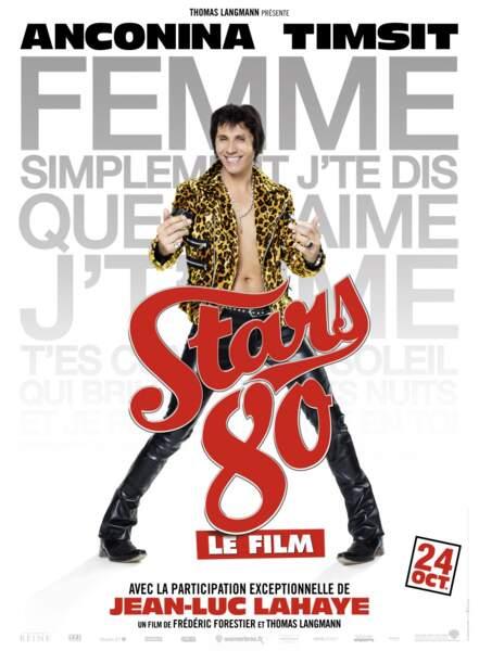 Jean-Luc Lahaye participera à Stars 80
