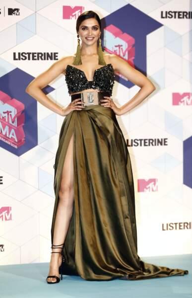L'actrice indienne Deepika Padukone, bientôt à l'affiche de xXx : Reactivated