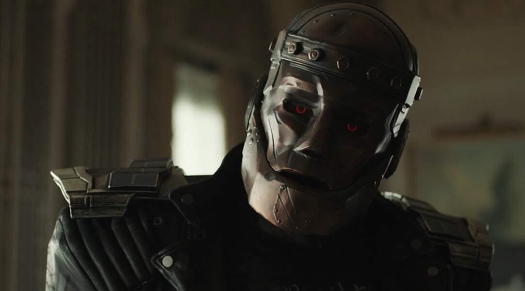 Le personnage de Clifford Steele, qui devient Robotman, fait partie de la Doom Patrol. Mais qui est l'acteur ?