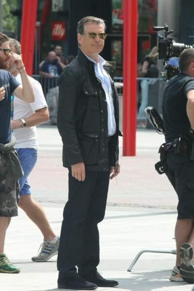 Pierce Brosnan enchaîne les tournages