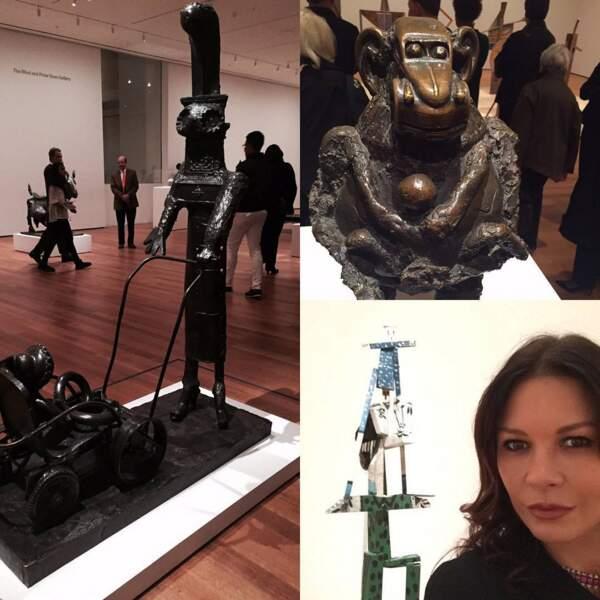 Un peu de culture avec l'expo Picasso au Musée d'art moderne de New York