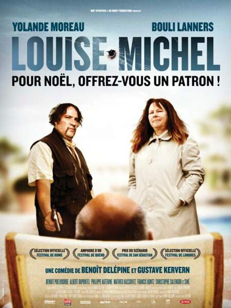 Louise-Michel, comédie de Gustave Kervern et Benoît Delépine (2008).