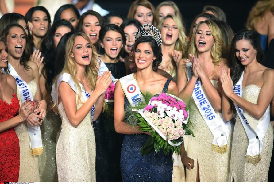 Iris Mittenaere sacrée Miss France 2016 !