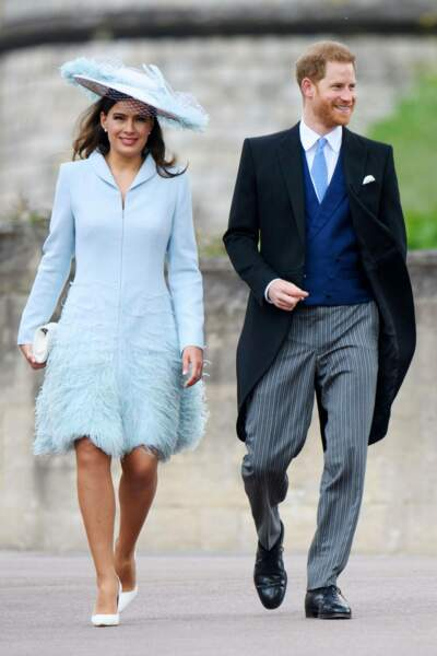 Au lieu de Meghan, le prince Harry était accompagné de Sophie Winkleman