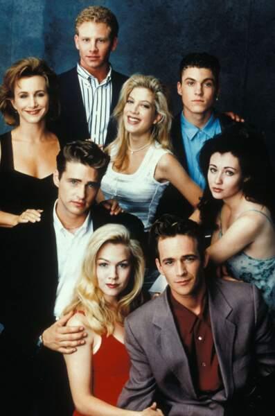 Il y a 30 ans, avec Beverly Hills, une belle aventure commençait pour ces jeunes comédiens…