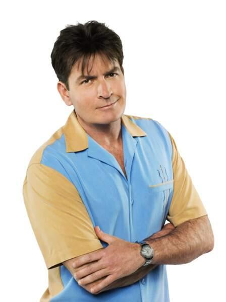 Charlie Sheen est un spécialiste des coups de colère sur les tournages et des comportements de diva
