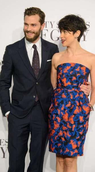 Jamie Dornan et son épouse Amélia, déjà parents d'une petite fille, attendent leur deuxième enfant.