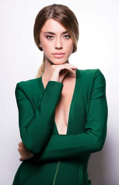 Miss Espagne : Amaia Izar