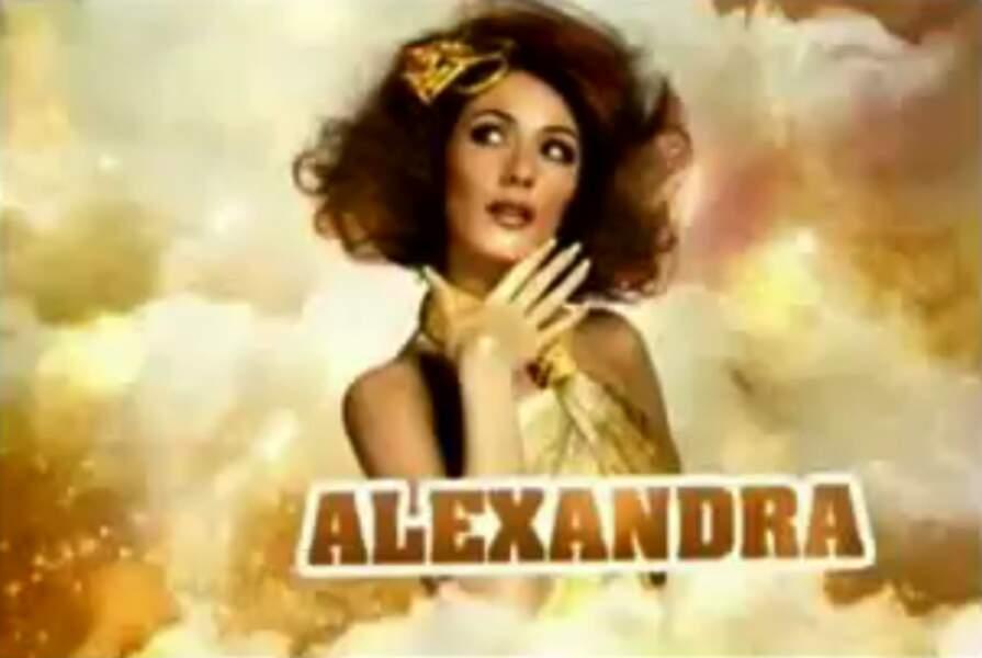 """Alexandra (Saison 2). Son secret : """"Je suis princesse"""""""