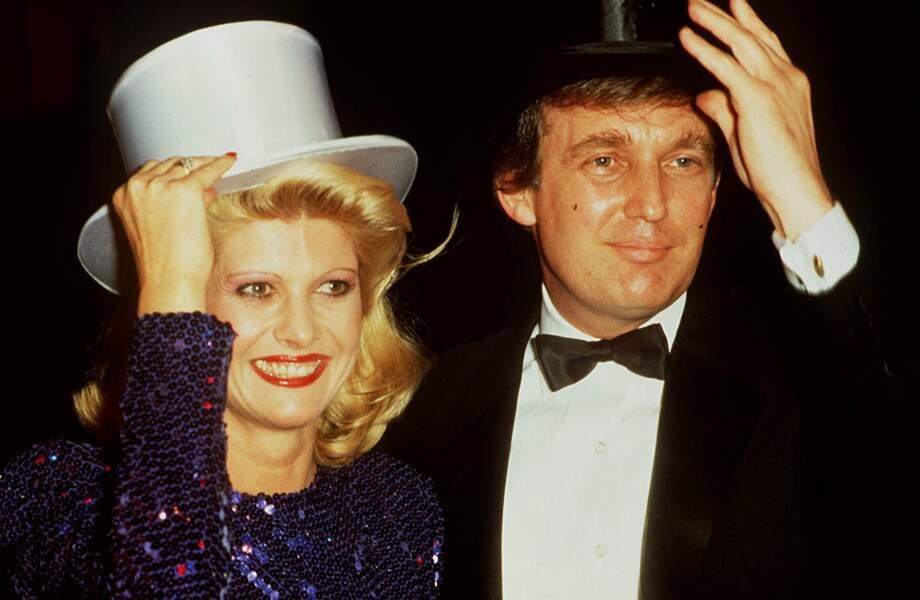 Ivana a été mariée avec lui entre 1977 et 1992